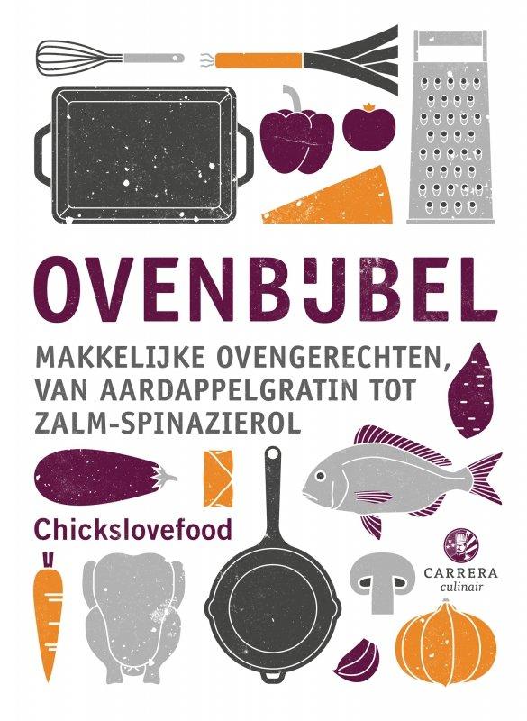 Chickslovefood - Ovenbijbel