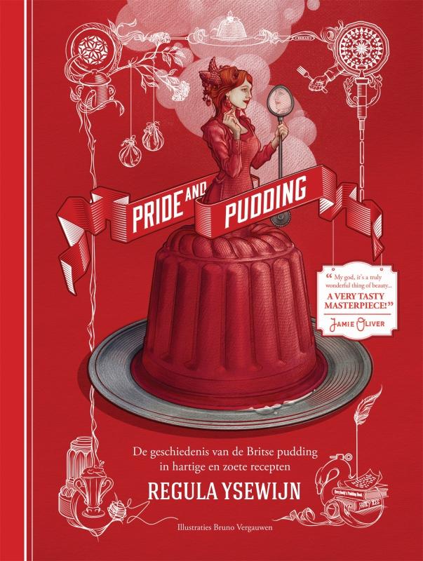 Regula Ysewijn - Pride & Pudding