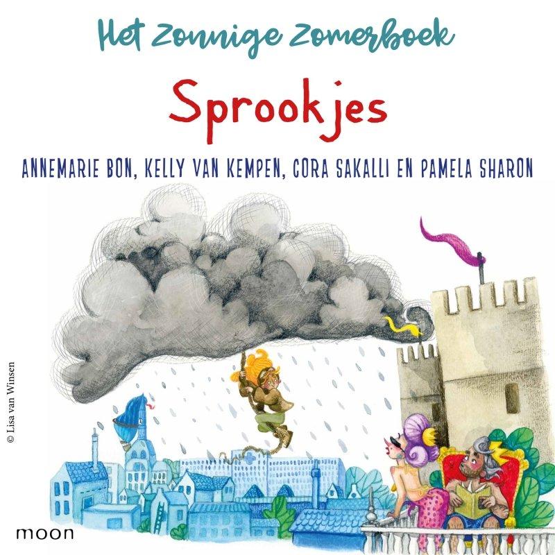 Diverse auteurs - Het zonnige zomerboek – Sprookjes