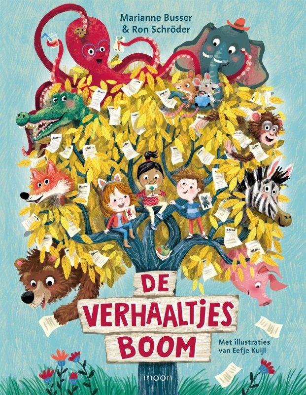 Marianne Busser & Ron Schröder - De verhaaltjesboom