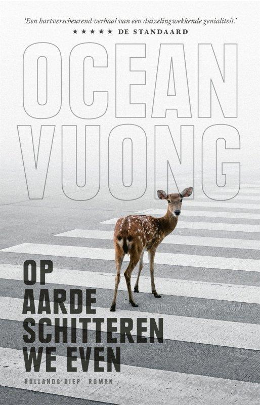 Ocean Vuong - Op aarde schitteren we even