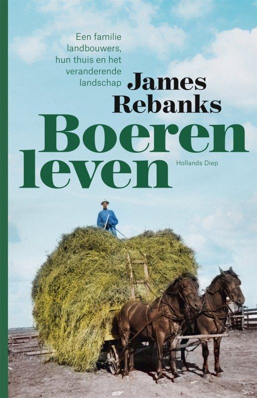 James Rebanks - Boerenleven