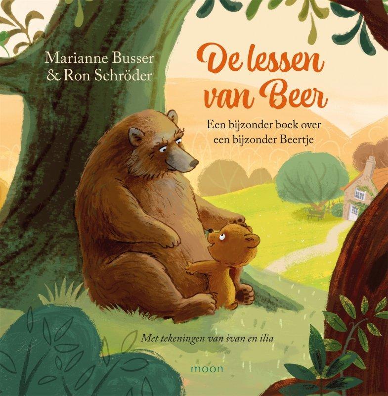 Marianne Busser & Ron Schröder - De lessen van Beer