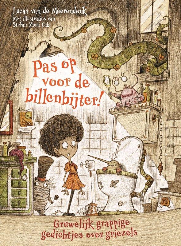 Lucas van de Meerendonk - Pas op voor de billenbijter!