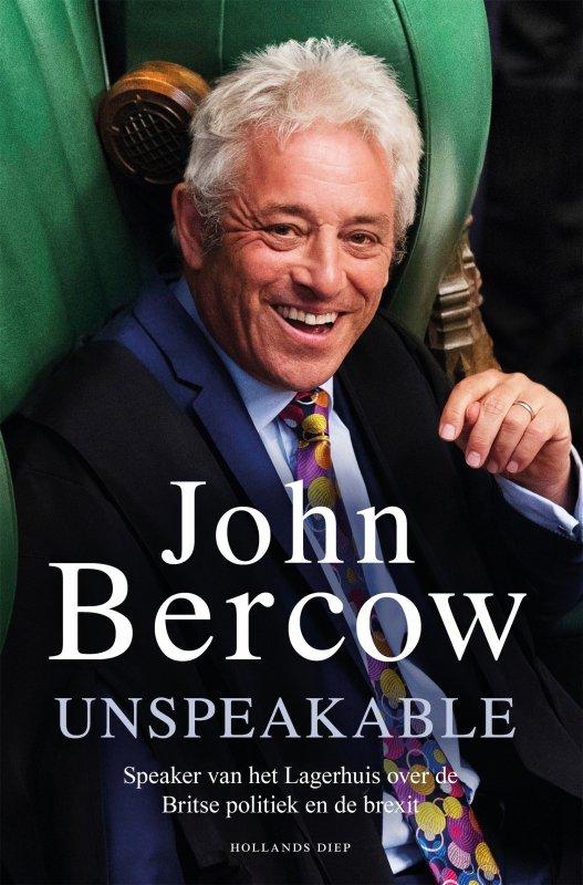 John Bercow - Unspeakable