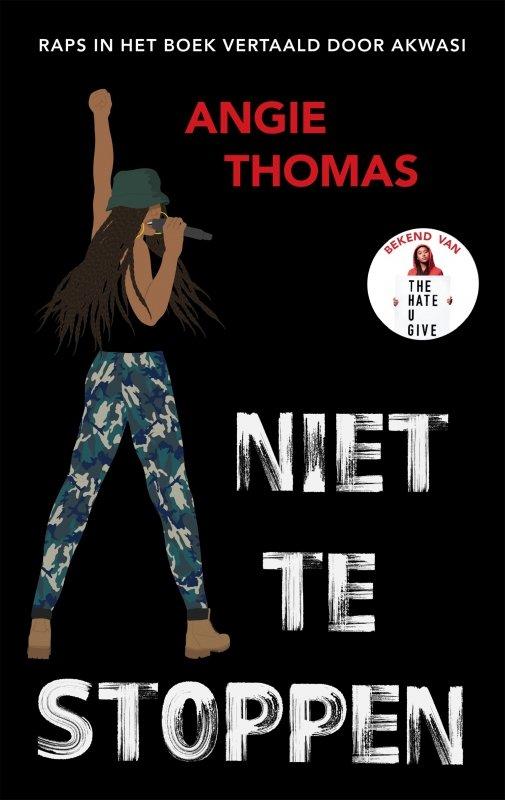 Angie Thomas - Niet te stoppen