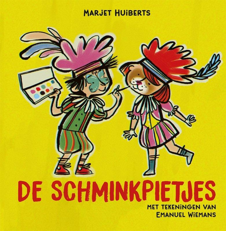 Marjet Huiberts - De schminkpietjes