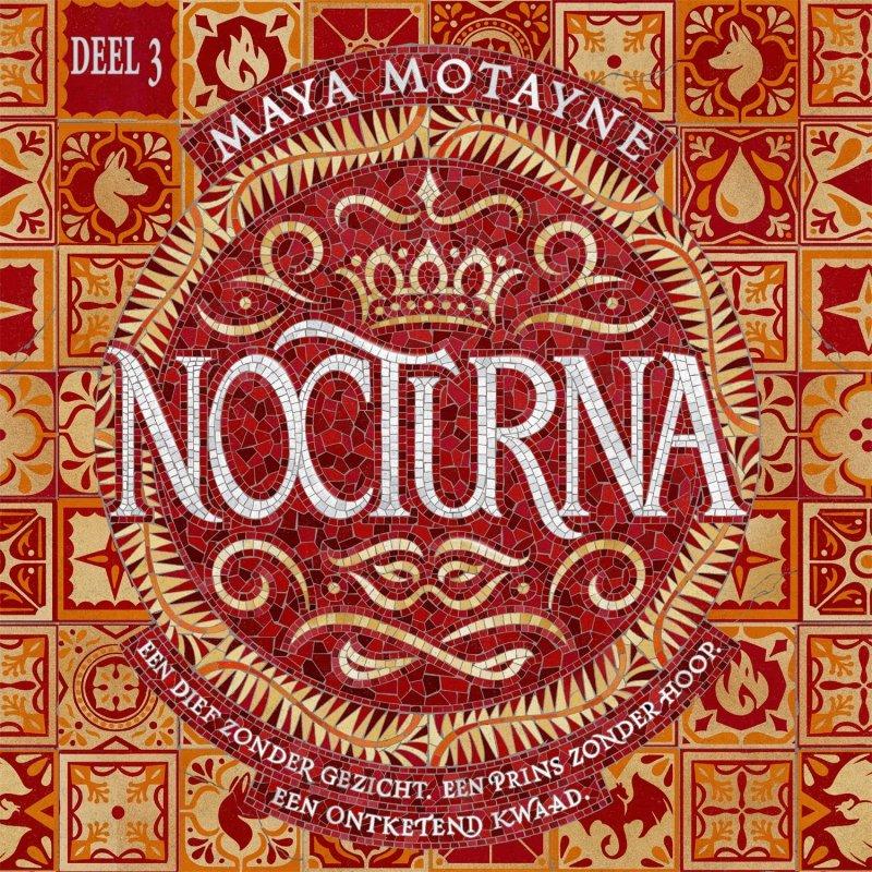Maya Motayne - Nocturna - deel 3