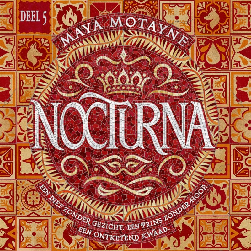 Maya Motayne - Nocturna - deel 5