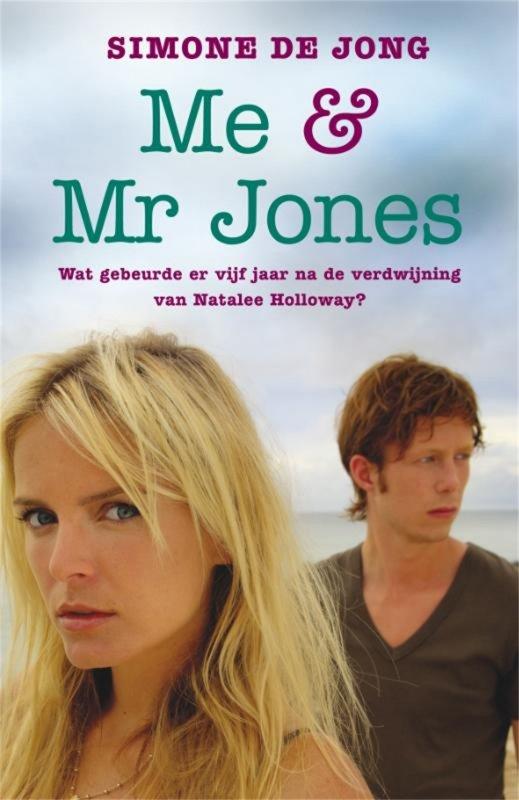 Simone de Jong - Me & Mr Jones