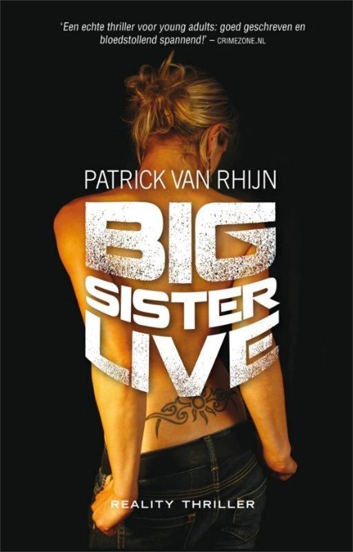 Patrick van Rhijn - Big sister live