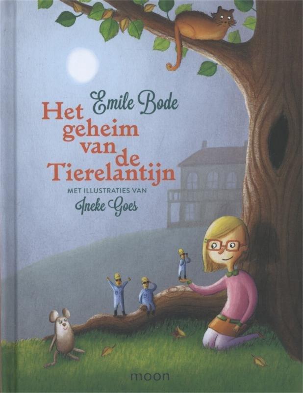 Emile Bode - Het geheim van de Tierelantijn
