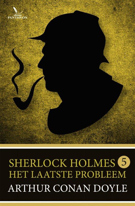 Arthur Conan Doyle - Het laatste probleem
