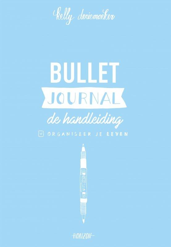 Kelly Deriemaeker - Bullet journal - De handleiding