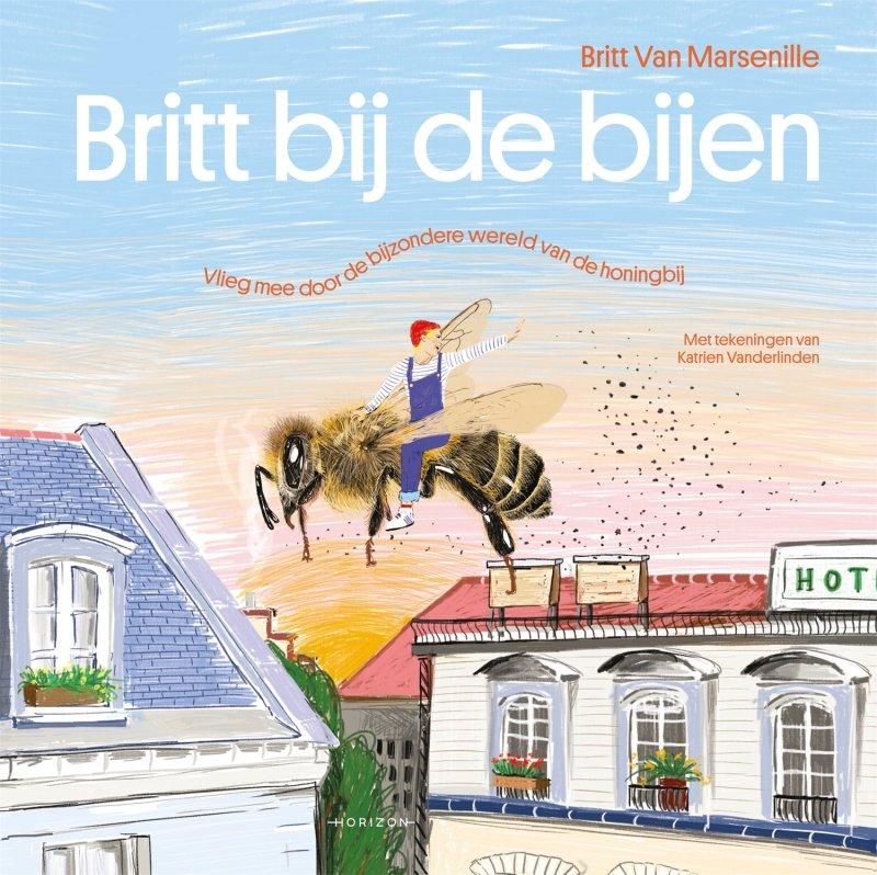 Britt Van Marsenille - Britt bij de bijen