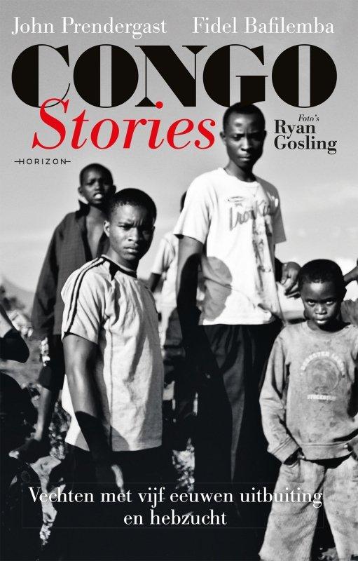 John Prendergast en Fidel Bafilemba - Congo Stories
