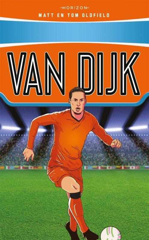 Matt en Tom Oldfield - Helden van het EK 2021: Van Dijk