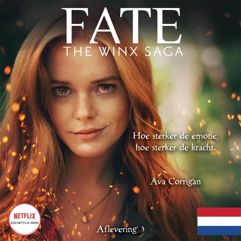 Ava Corrigan - Fate: The Winx Saga deel 3