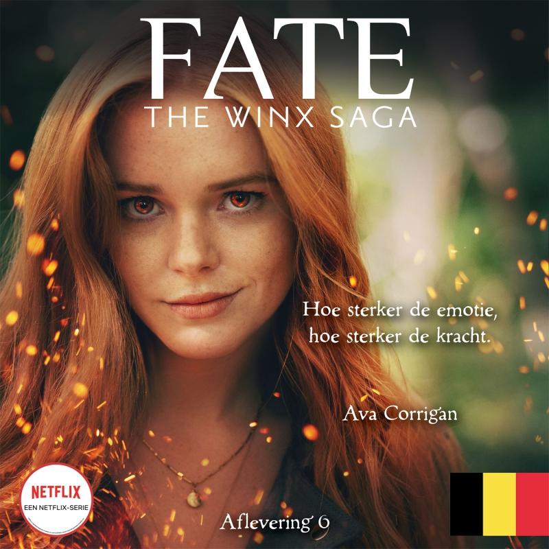 Ava Corrigan - Fate: The Winx Saga deel 6