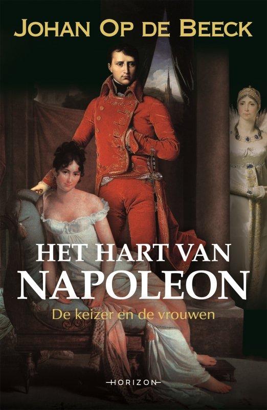 Johan Op de Beeck - Het hart van Napoleon