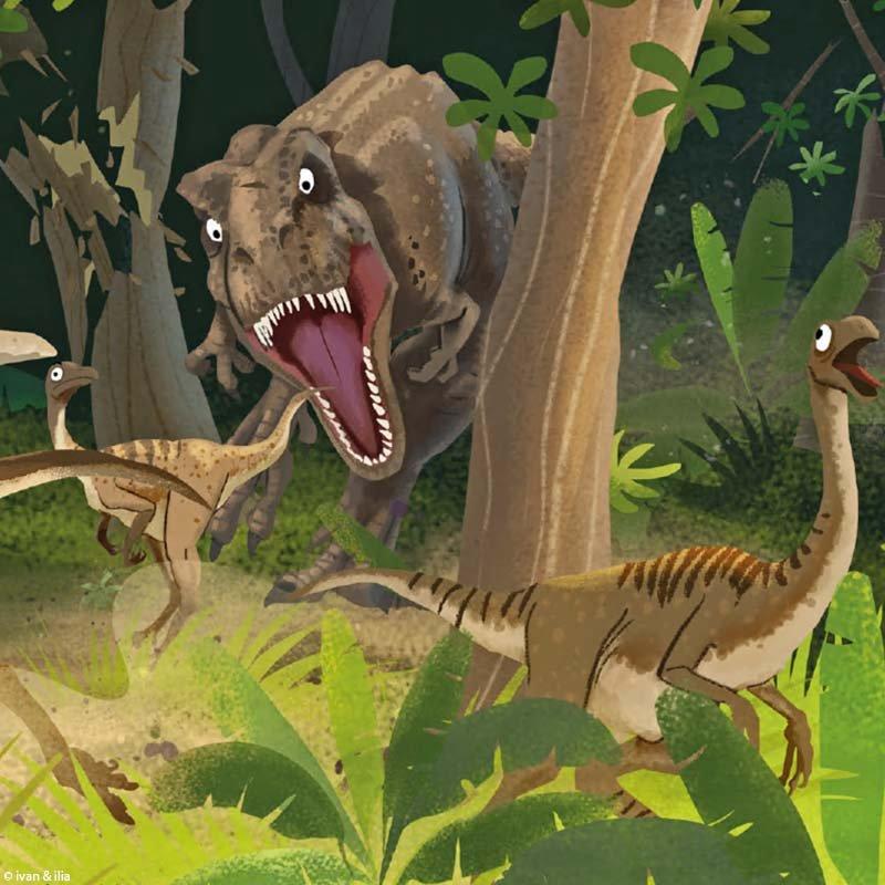Uitgelicht: Het dikke dinoboek - Marianne Busser & Ron Schröder