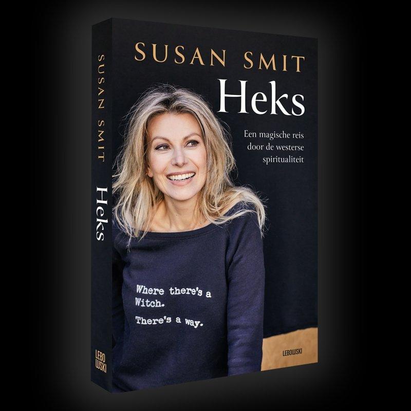 Uitgelicht: Exclusieve jubileumeditie van 'Heks' - Susan Smit