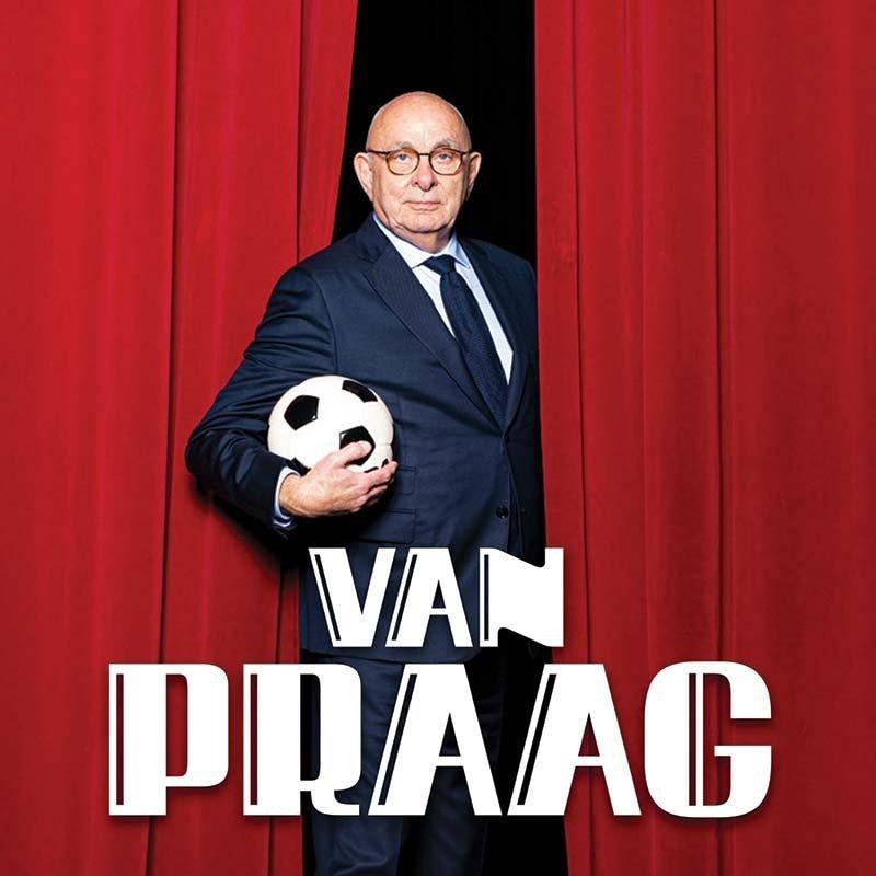 Uitgelicht: Van Praag<br/>Achter de coulissen van het voetbal - Willem Vissers