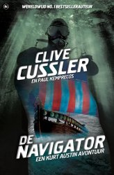 Clive Cussler en Paul Kemprecos - De Navigator