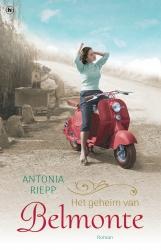 Antonia Riepp - Het geheim van Belmonte