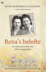 Rena Kornreich Gelissen met Heather Dune Macadam - Rena's belofte
