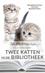 Jan Louch en Lisa Rogak - Twee katten in de bibliotheek