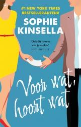 Sophie Kinsella - Voor wat, hoort wat