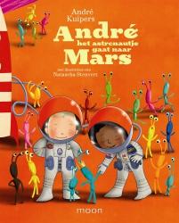 Andre Kuipers - Andre het astronautje gaat naar Mars