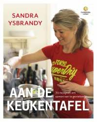 Sandra Ysbrandy - Aan de keukentafel