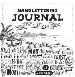 Karin Luttenberg - Handlettering journal doe je zo!