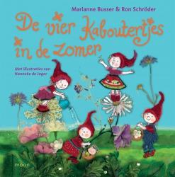 Marianne Busser & Ron Schröder - De vier kaboutertjes in de zomer
