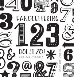 Karin Luttenberg - Handlettering 123 doe je zo!