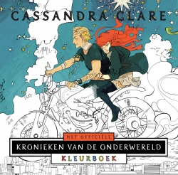 Cassandra Clare - Het officiële Kronieken van de Onderwereld Kleurboek