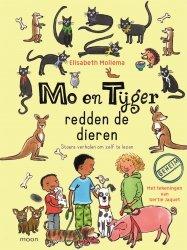Elisabeth Mollema - Mo en Tijger redden de dieren