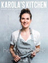 Karolien Olaerts - Karola's Kitchen: het kookboek